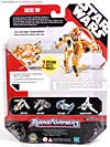 Star Wars Transformers Saesee Tiin (Jedi Starfighter) - Image #8 of 126