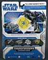 Star Wars Transformers TIE Pilot (TIE Bomber) - Image #5 of 86