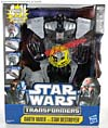 Star Wars Transformers Darth Vader (Star Destroyer) / Anakin Skywalker (Jedi Cruiser) - Image #1 of 200