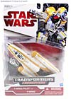 Star Wars Transformers Y-Wing Pilot (Y-Wing) - Image #1 of 84