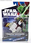 Star Wars Transformers Yoda (Republic Attack Shuttle) - Image #1 of 118