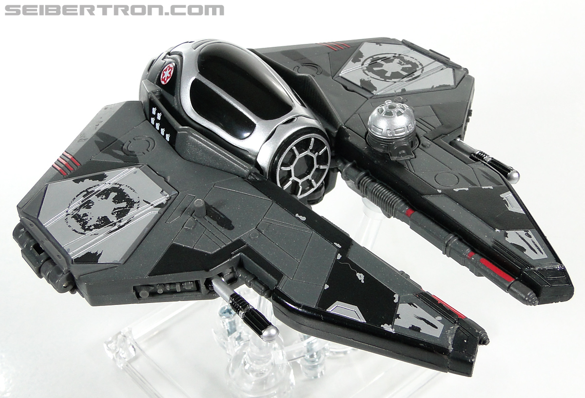 Star Wars Transformers Darth Vader (Sith Starfighter) (Image #16 of 138)