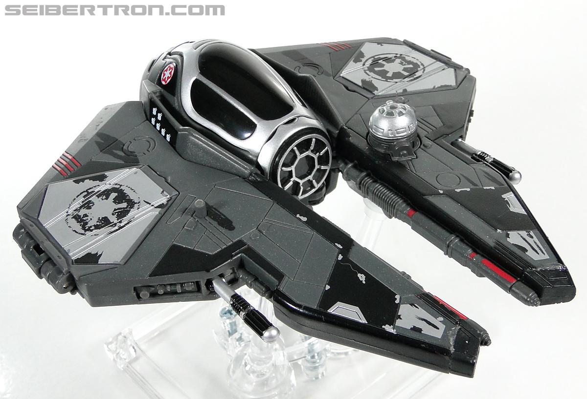 Star Wars Transformers Darth Vader (Sith Starfighter) (Image #16 of 138)