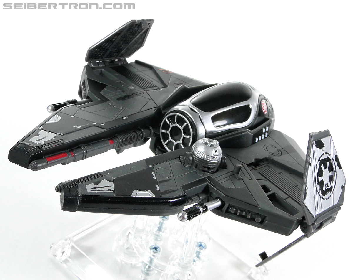 Star Wars Transformers Darth Vader (Sith Starfighter) (Image #36 of 138)