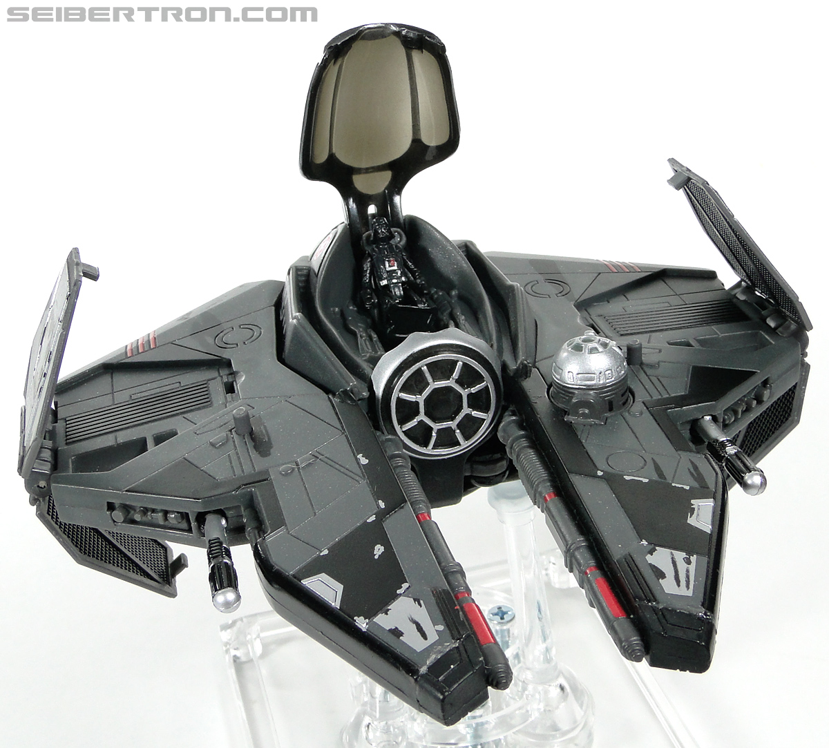 Star Wars Transformers Darth Vader (Sith Starfighter) (Image #41 of 138)