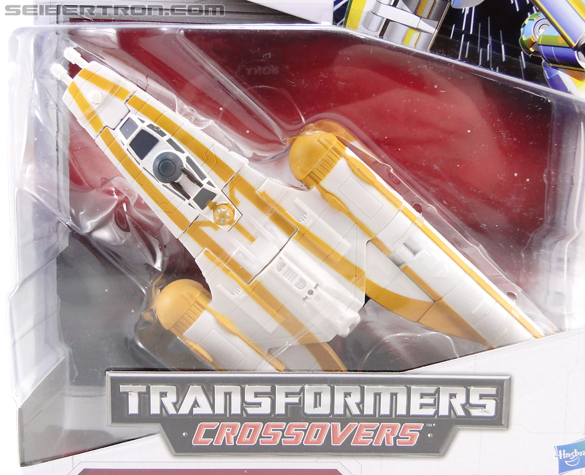 Star Wars Transformers Y-Wing Pilot (Y-Wing) (Image #3 of 84)