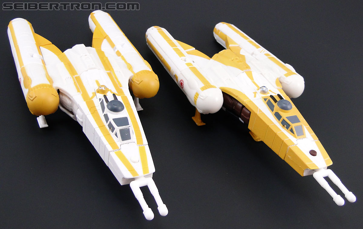 Star Wars Transformers Y-Wing Pilot (Y-Wing) (Image #28 of 84)