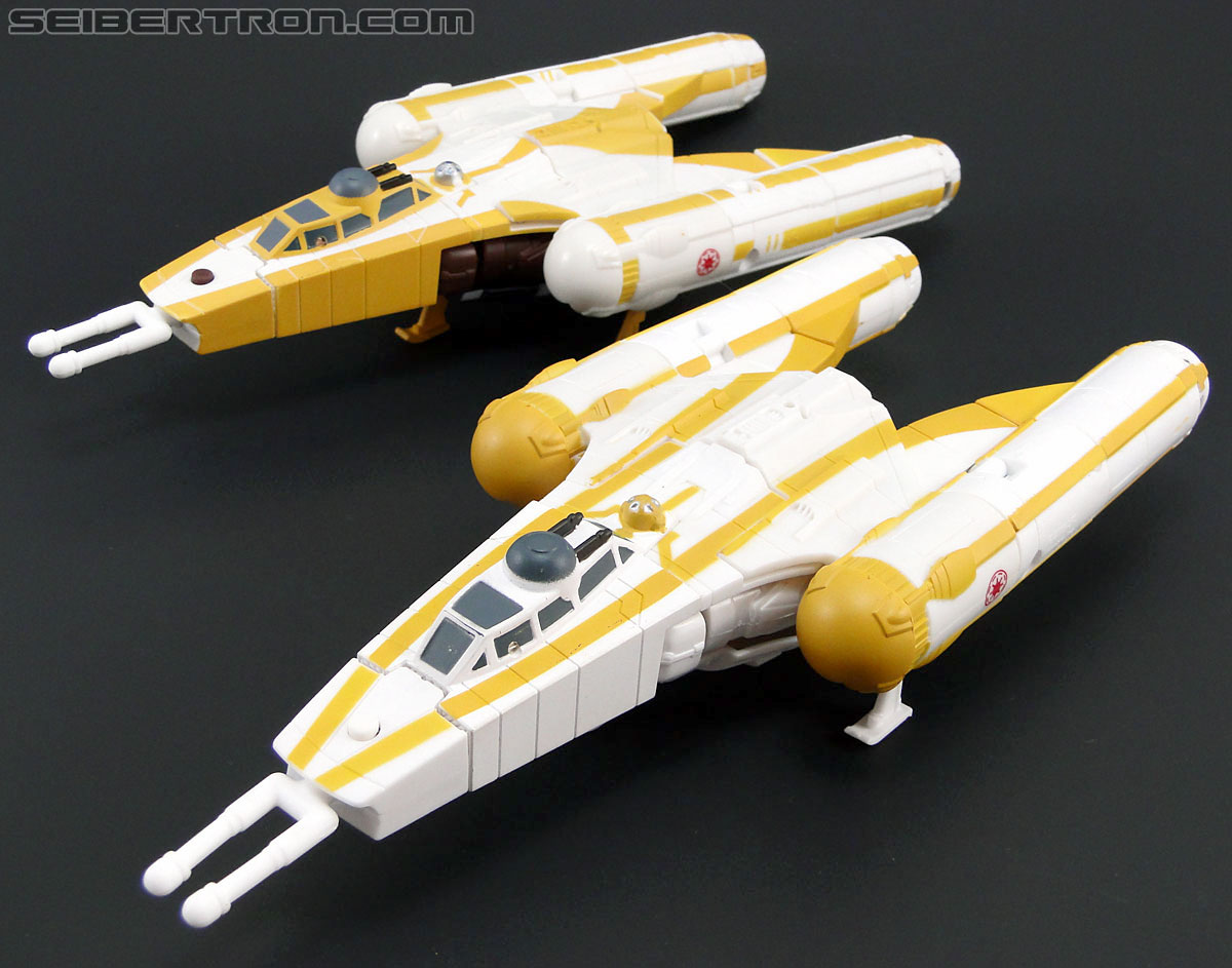 Star Wars Transformers Y-Wing Pilot (Y-Wing) (Image #34 of 84)