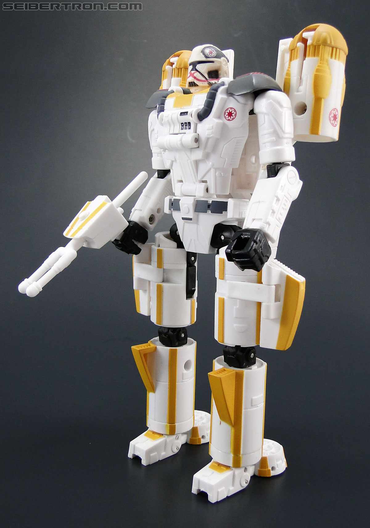 Star Wars Transformers Y-Wing Pilot (Y-Wing) (Image #47 of 84)