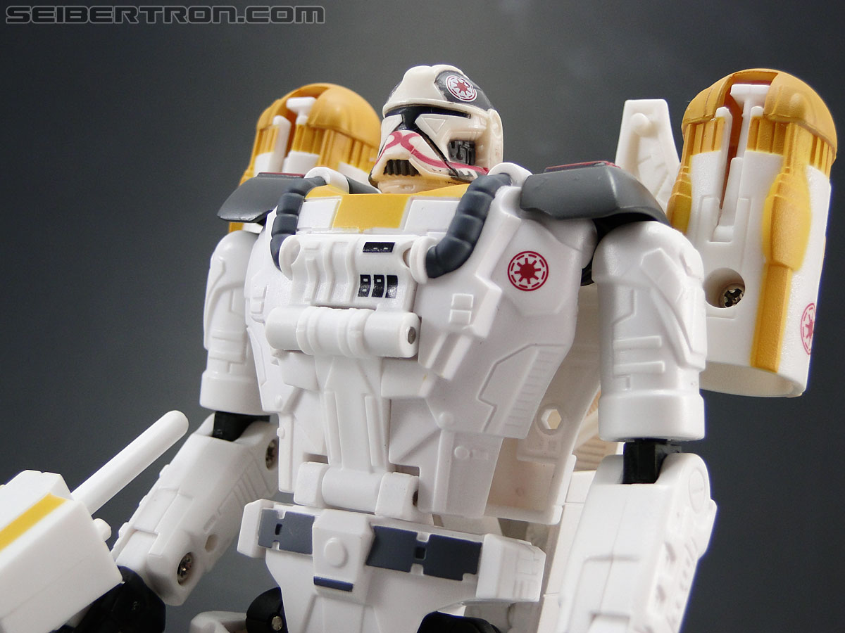 Star Wars Transformers Y-Wing Pilot (Y-Wing) (Image #51 of 84)