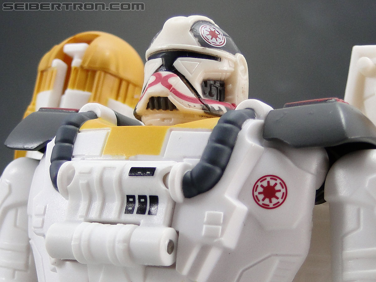 Star Wars Transformers Y-Wing Pilot (Y-Wing) (Image #52 of 84)