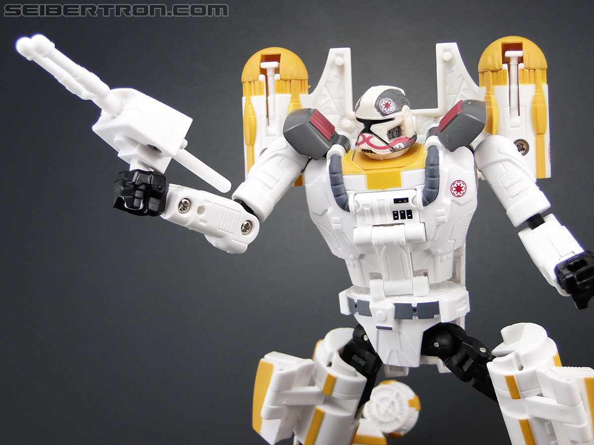 Star Wars Transformers Y-Wing Pilot (Y-Wing) (Image #72 of 84)