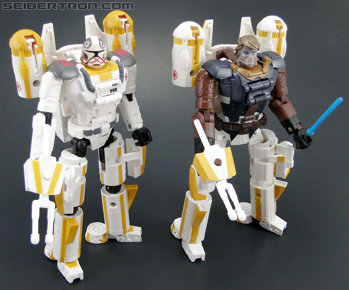 Star Wars Transformers Y-Wing Pilot (Y-Wing) (Image #80 of 84)