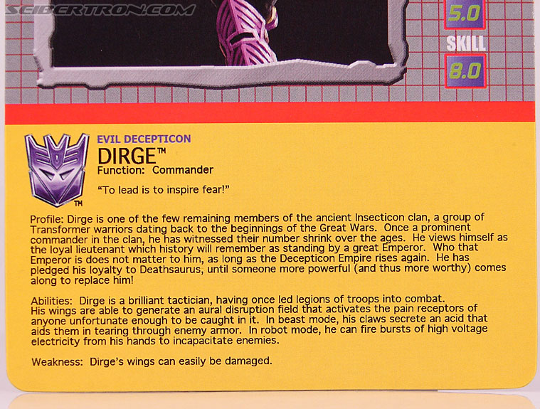 Transformers Convention & Club Exclusives Dirge (Image #94 of 95)