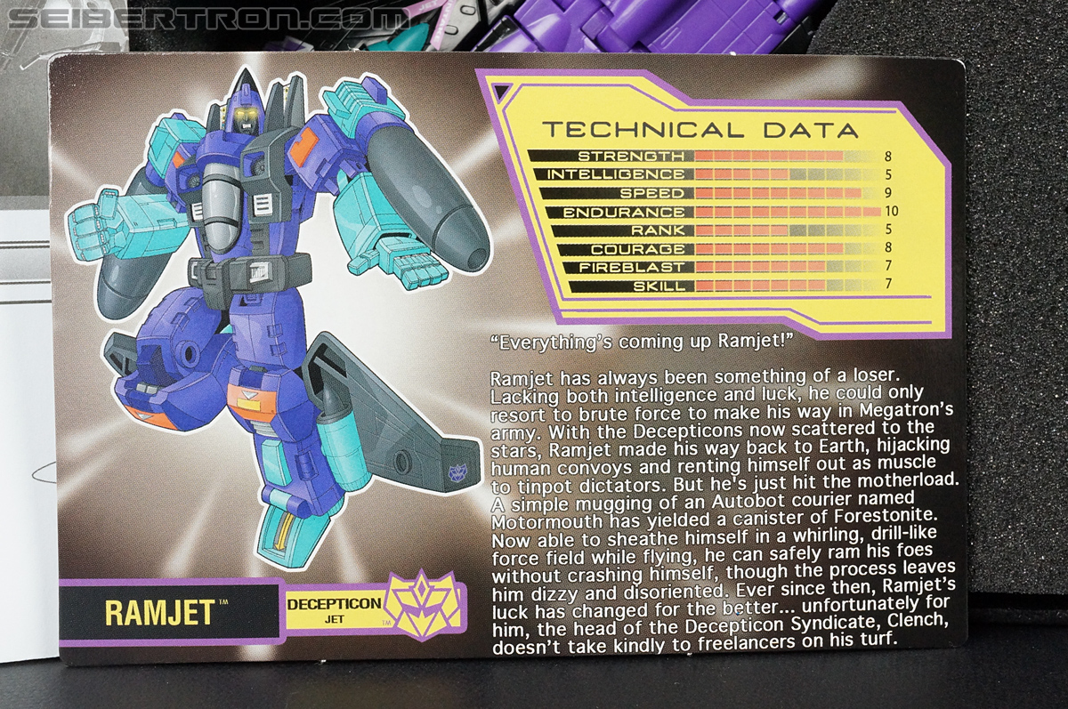 Transformers Convention & Club Exclusives Ramjet (G2) (Image #18 of 196)