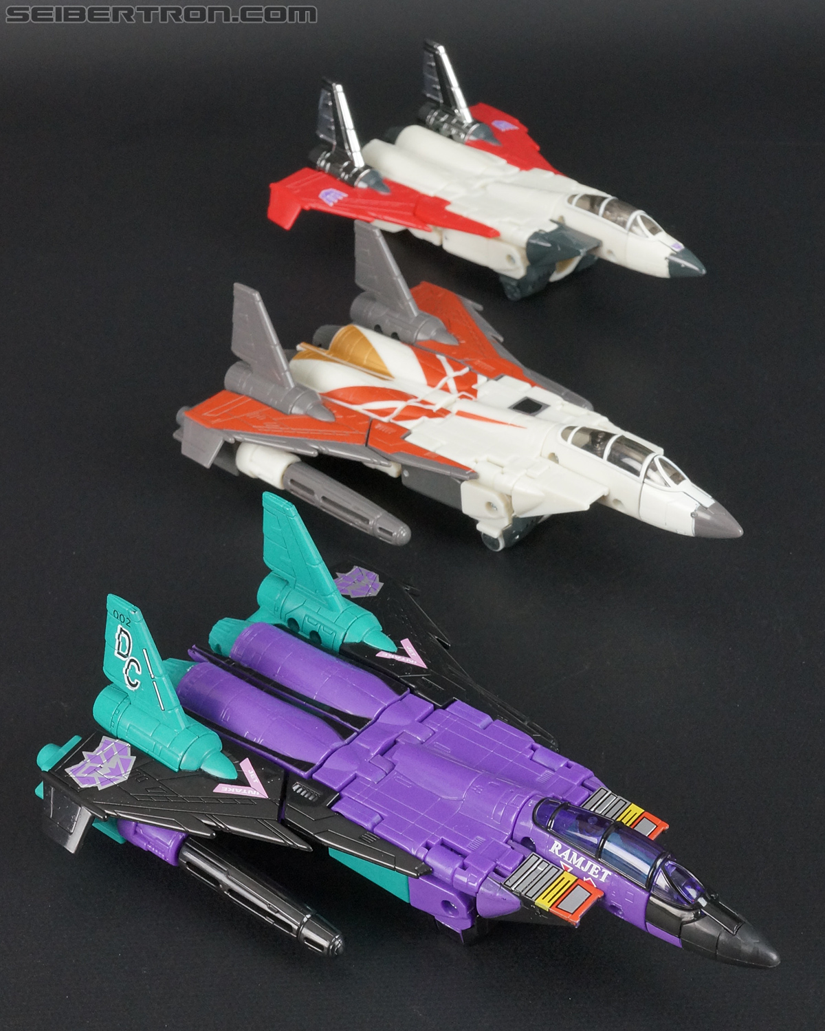 Transformers Convention & Club Exclusives Ramjet (G2) (Image #81 of 196)