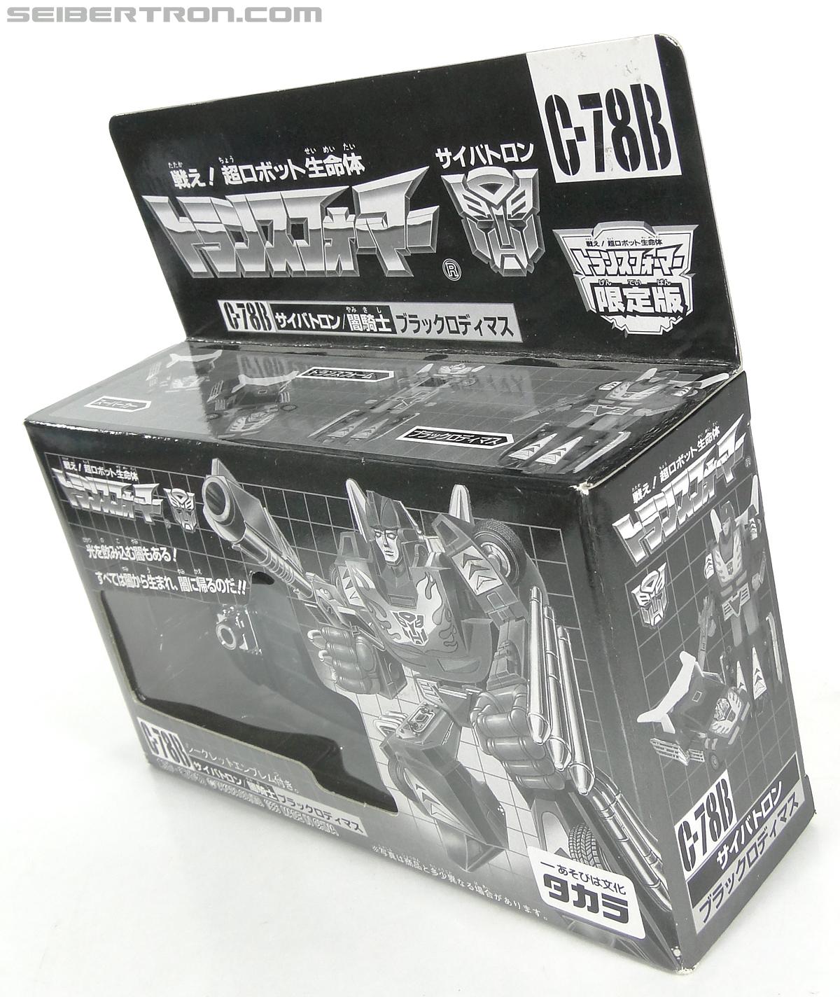 Transformers Convention & Club Exclusives Dark Hot Rod (Black Hot Rodimus)  (Reissue) (Image #16 of 153)