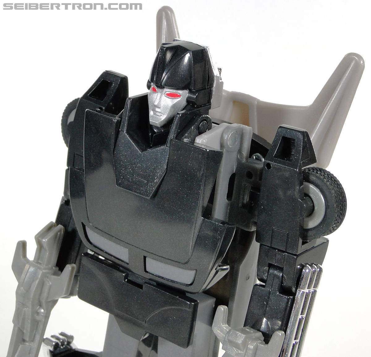 Transformers Convention & Club Exclusives Dark Hot Rod (Black Hot Rodimus)  (Reissue) (Image #48 of 153)