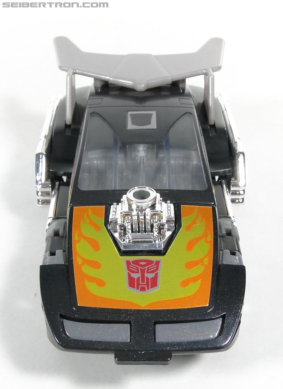 Transformers Convention & Club Exclusives Dark Hot Rod (Black Hot Rodimus)  (Reissue) (Image #52 of 153)