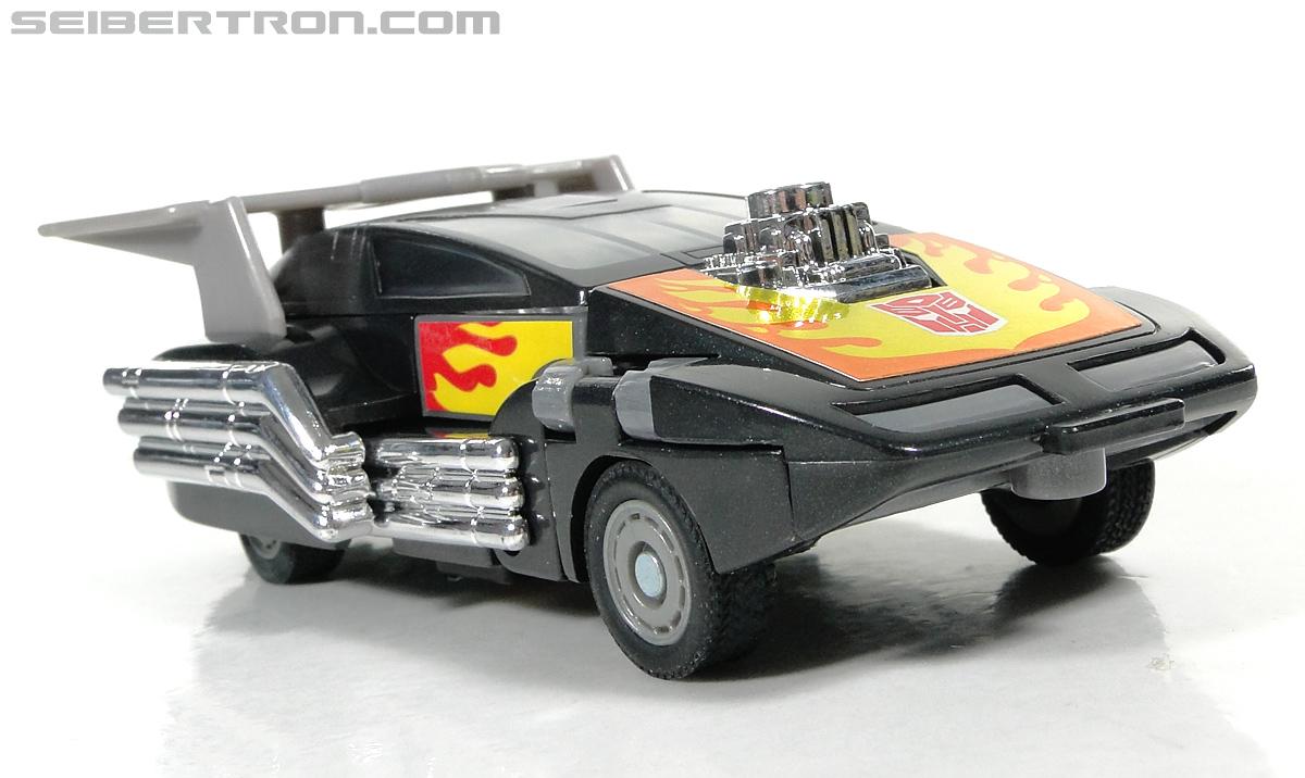 Transformers Convention & Club Exclusives Dark Hot Rod (Black Hot Rodimus)  (Reissue) (Image #55 of 153)