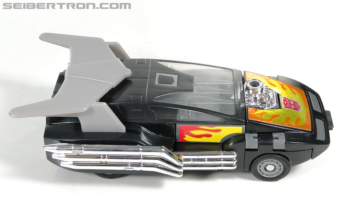 Transformers Convention & Club Exclusives Dark Hot Rod (Black Hot Rodimus)  (Reissue) (Image #56 of 153)