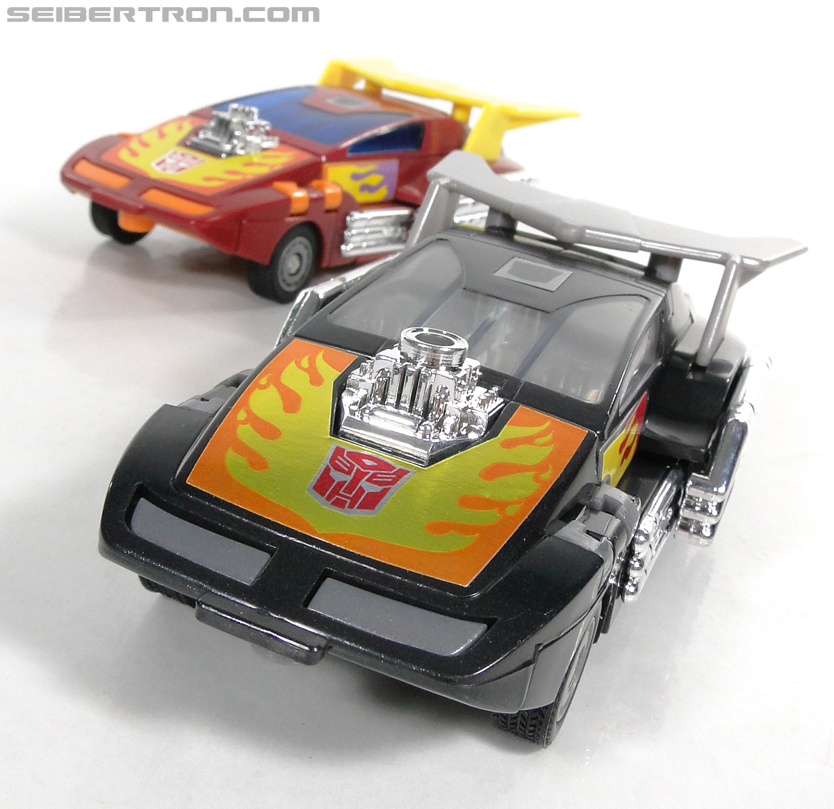 Transformers Convention & Club Exclusives Dark Hot Rod (Black Hot Rodimus)  (Reissue) (Image #85 of 153)