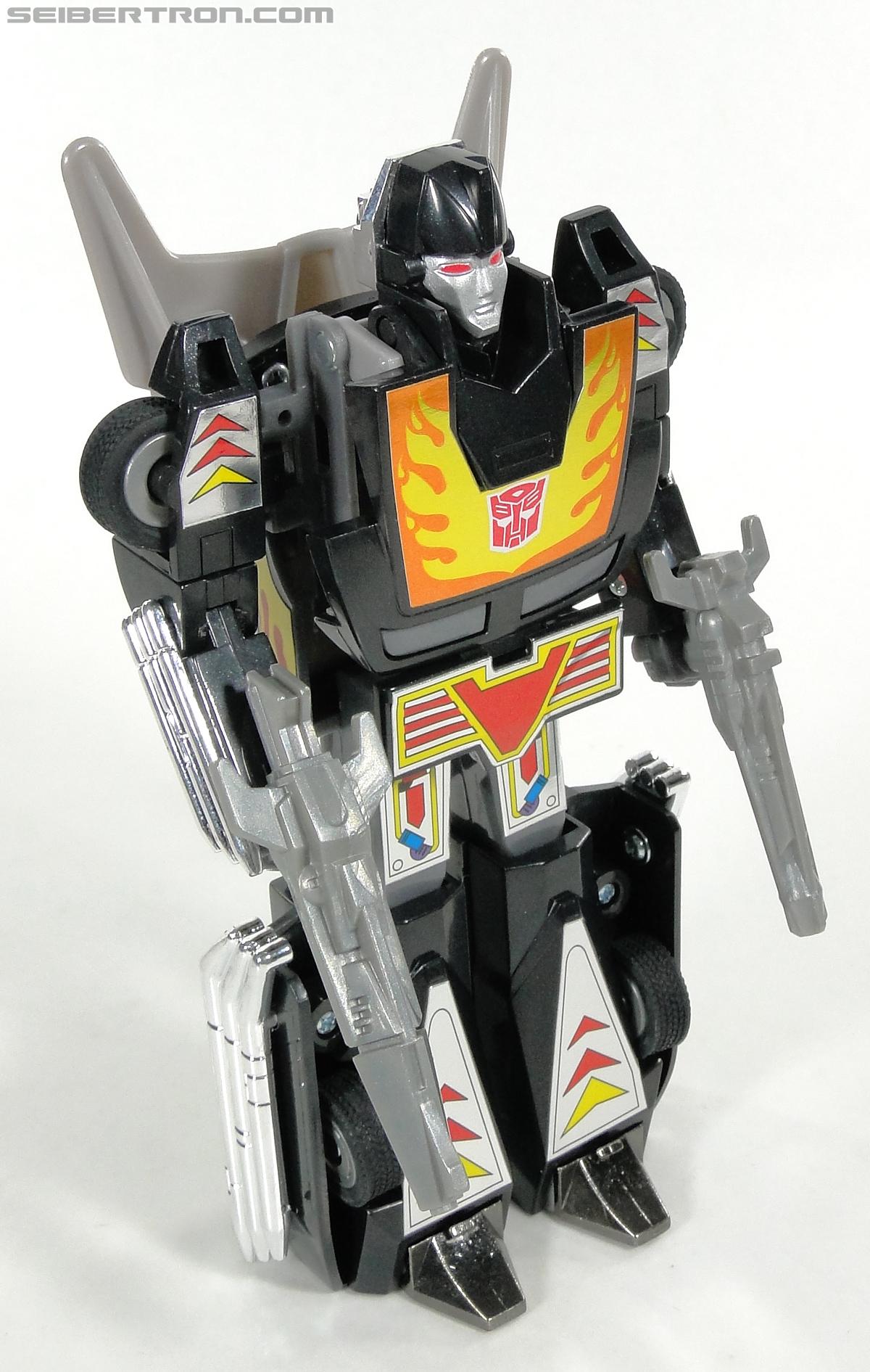 Transformers Convention & Club Exclusives Dark Hot Rod (Black Hot Rodimus)  (Reissue) (Image #98 of 153)
