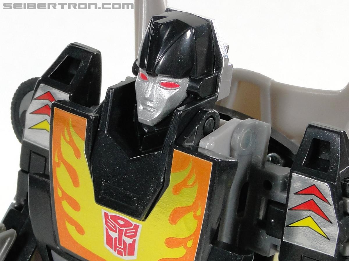 Transformers Convention & Club Exclusives Dark Hot Rod (Black Hot Rodimus)  (Reissue) (Image #111 of 153)