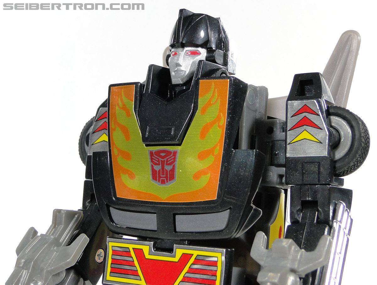 Transformers Convention & Club Exclusives Dark Hot Rod (Black Hot Rodimus)  (Reissue) (Image #112 of 153)
