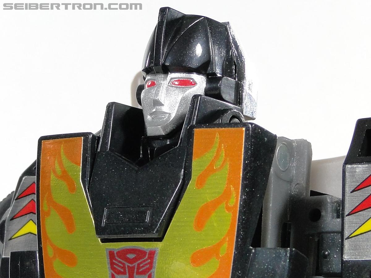Transformers Convention & Club Exclusives Dark Hot Rod (Black Hot Rodimus)  (Reissue) (Image #113 of 153)