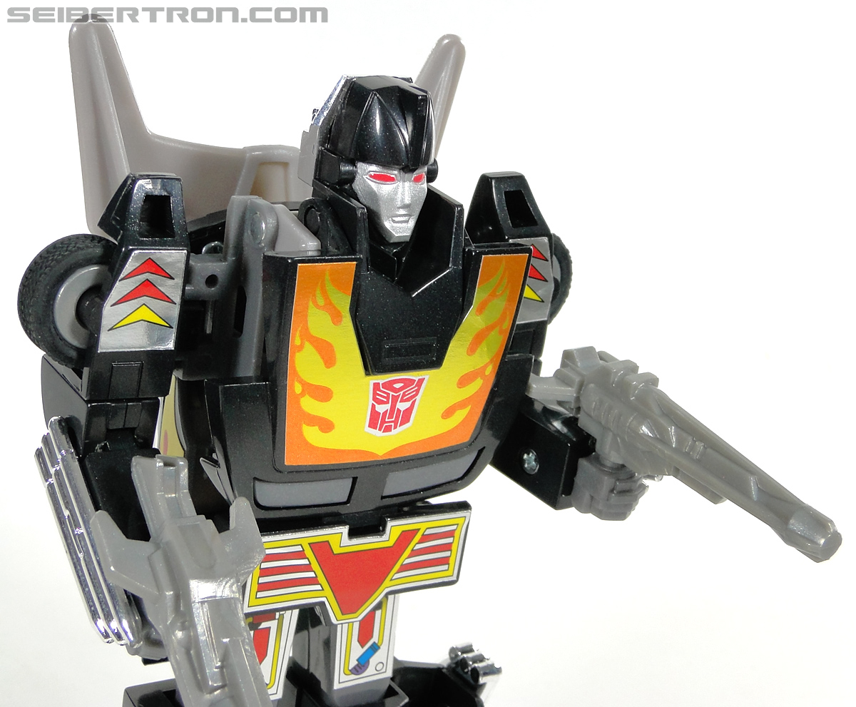 Transformers Convention & Club Exclusives Dark Hot Rod (Black Hot Rodimus)  (Reissue) (Image #117 of 153)