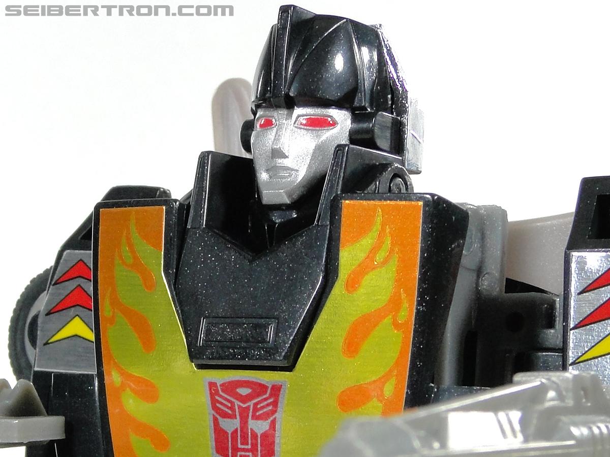 Transformers Convention & Club Exclusives Dark Hot Rod (Black Hot Rodimus)  (Reissue) (Image #122 of 153)