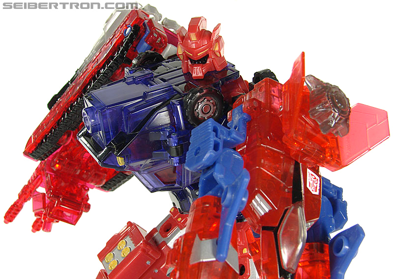 Transformers Convention & Club Exclusives Nexus Prime (Nexus Maximus) (Image #37 of 87)