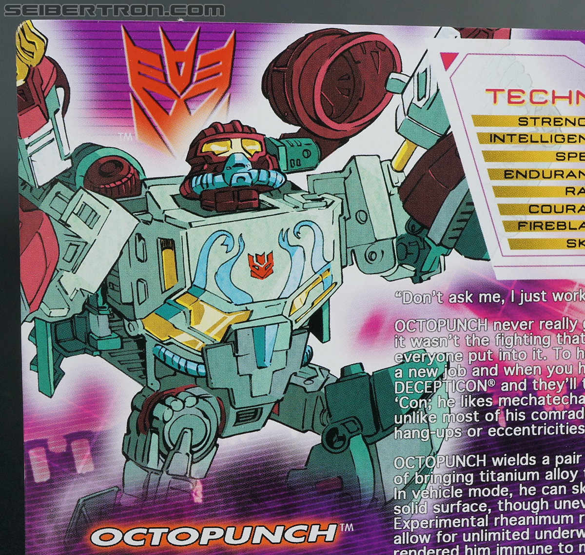 Transformers Convention & Club Exclusives Octopunch (Image #4 of 143)