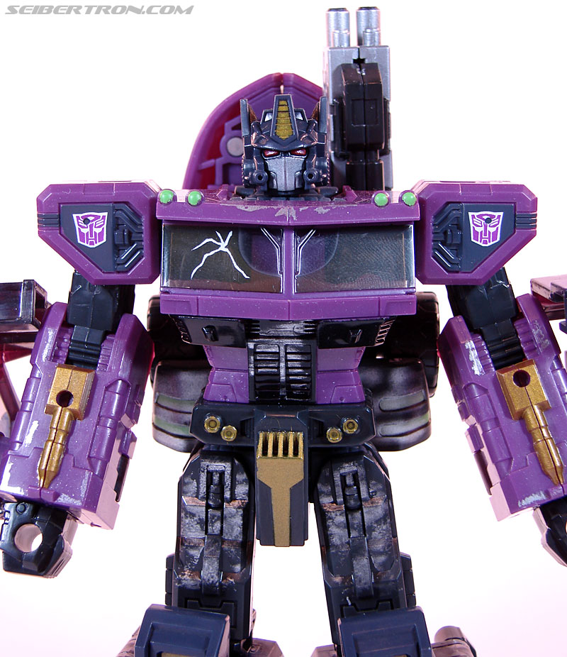 Transformers Convention & Club Exclusives Optimus Prime (Shattered Glass) (Image #61 of 116)