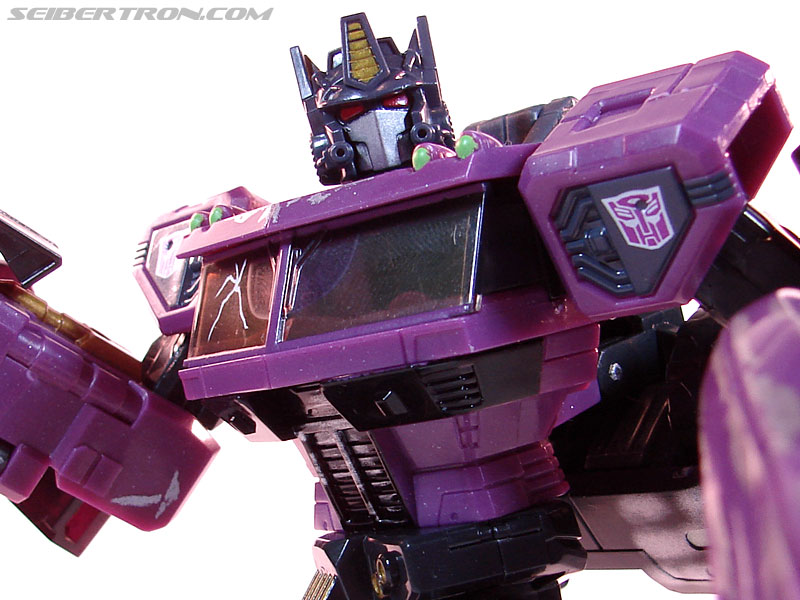 Transformers Convention & Club Exclusives Optimus Prime (Shattered Glass) (Image #81 of 116)