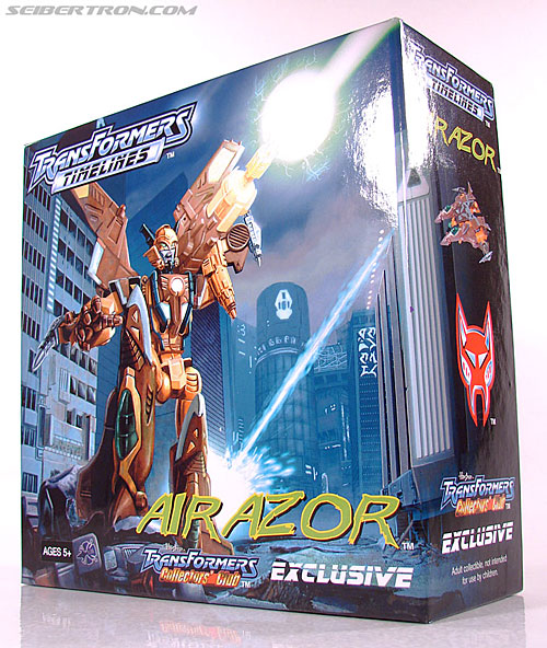 Transformers Convention & Club Exclusives Airazor (Image #12 of 132)
