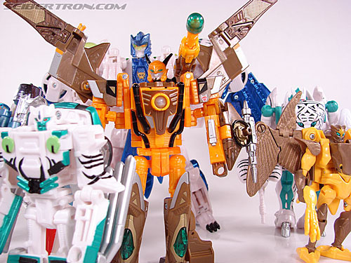 Transformers Convention & Club Exclusives Airazor (Image #122 of 132)