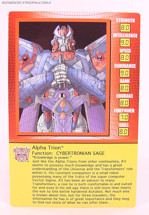 Transformers Convention & Club Exclusives Alpha Trion (Image #6 of 196)