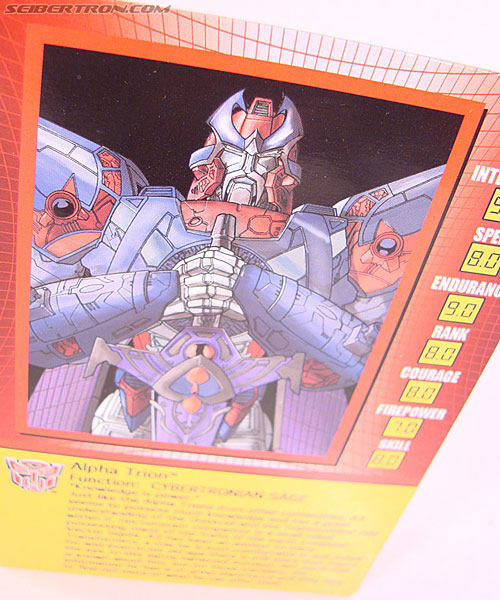 Transformers Convention & Club Exclusives Alpha Trion (Image #9 of 196)