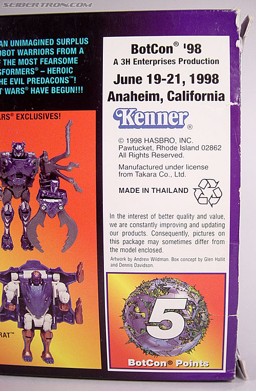 Transformers Convention & Club Exclusives Antagony (Image #6 of 87)