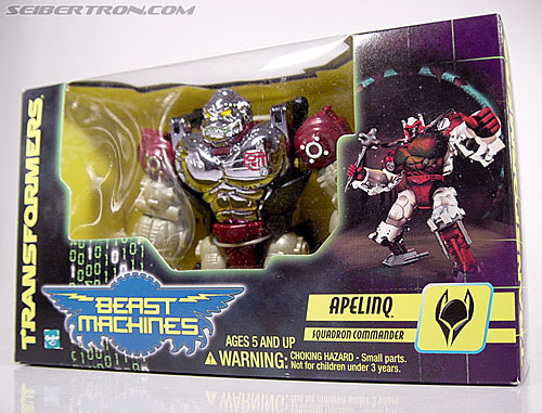 Transformers Convention & Club Exclusives Apelinq (Image #12 of 84)