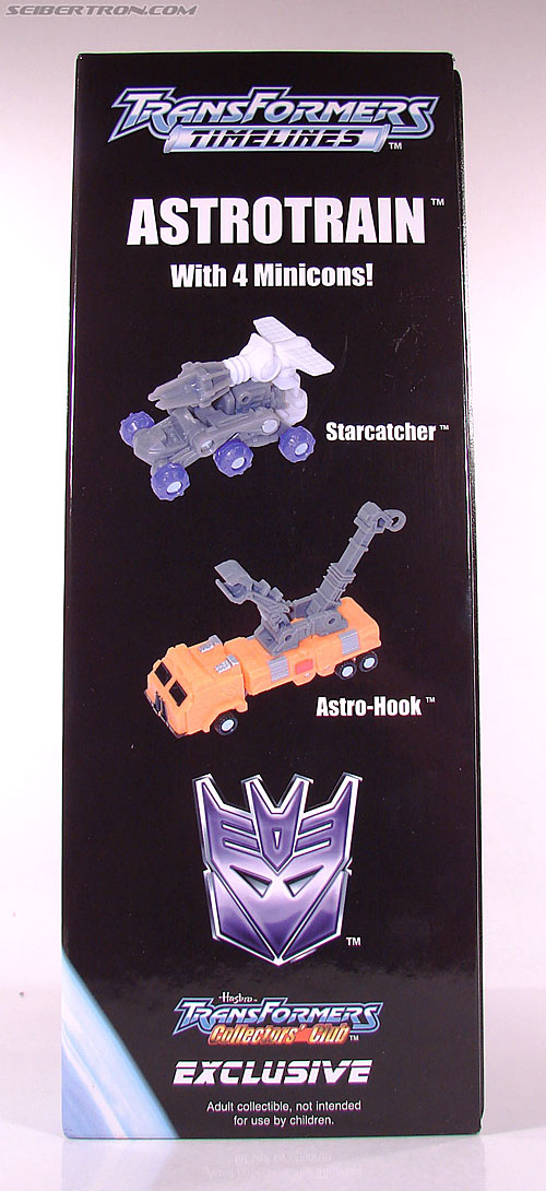 Transformers Convention & Club Exclusives Astrotrain (Image #13 of 176)