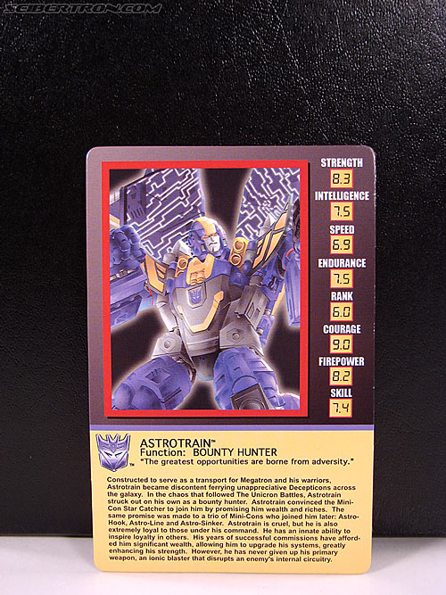 Transformers Convention & Club Exclusives Astrotrain (Image #21 of 176)