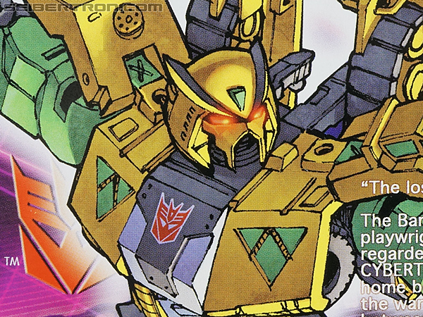 Transformers Convention & Club Exclusives The Bard of Darkmount (Shattered Glass Straxus) (Image #4 of 150)