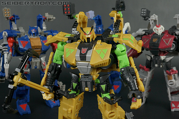 Transformers Convention & Club Exclusives The Bard of Darkmount (Shattered Glass Straxus) (Image #141 of 150)