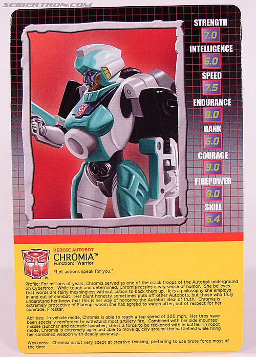 Transformers Convention & Club Exclusives Chromia (Image #1 of 84)