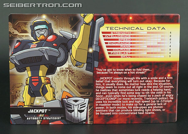 Transformers News: New Gallery: Club Subscription Service Jackpot