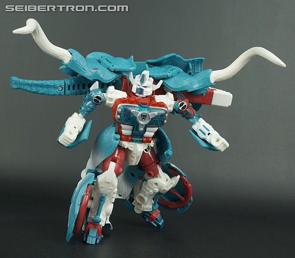 Transformers News: New Galleries: Club Subscription Service Ultra Mammoth and Beast Wars Neo Big Black Convoy