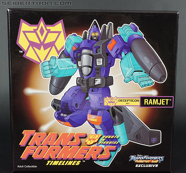Transformers Convention & Club Exclusives Ramjet (G2) (Image #1 of 196)